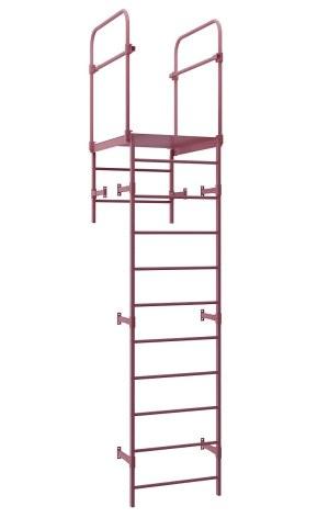 Пожарная лестница типа П1-1