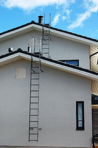 заказать пожарные лестницы