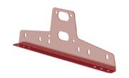 Кронштейн универсальный для кровли из металлочерепицы, профнастила материалов на основе битума
